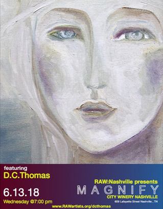 D.C.Thomas in Nashville - June 13th