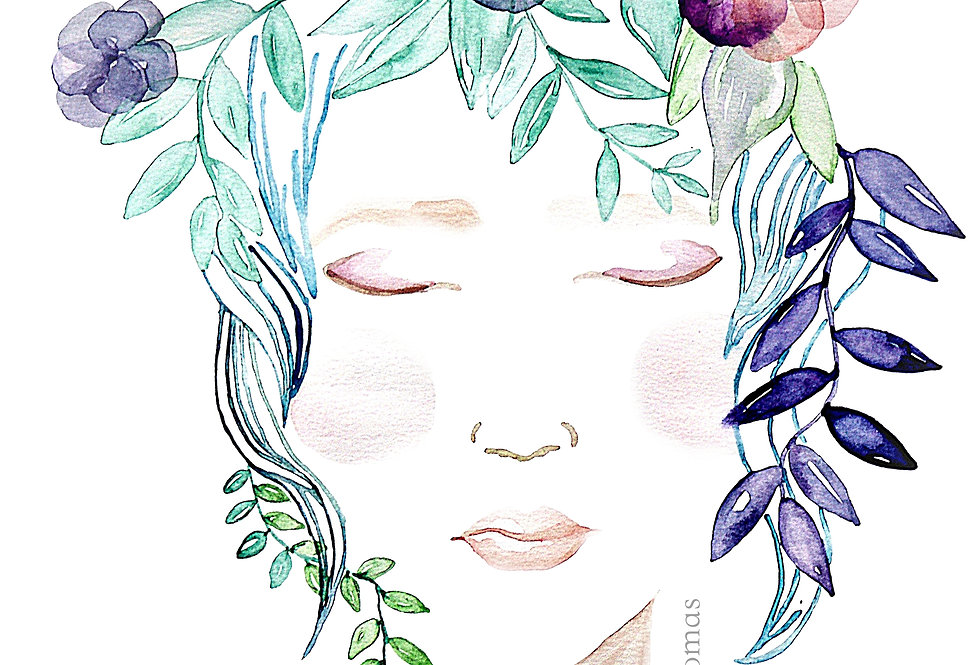 "Print - ""Meadow's Dream"""