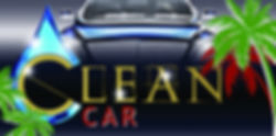 Enseigne Clean Car   Sarah PONCEBLANC Illustratrice graphisme Amiens