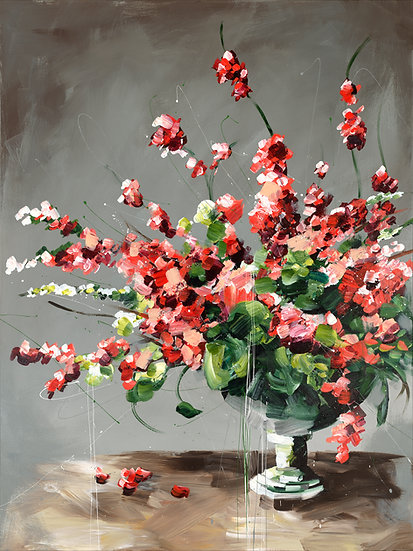 Flowering Quince Giclee