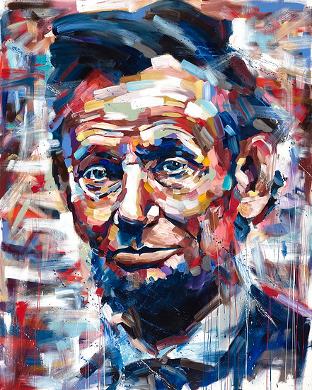 Lincoln Portrait Giclee