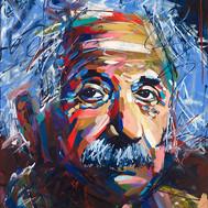 Einstein Portrait