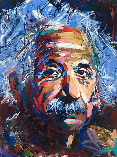 Einstein Print
