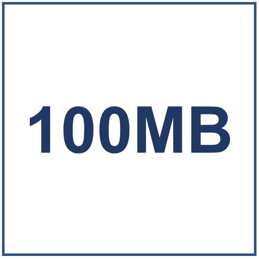 100MB Data Plan Benchmarks