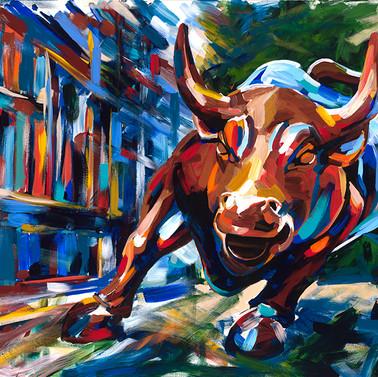 Wall St. Bull