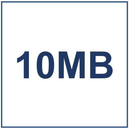10MB Data Plan Benchmarks