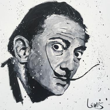 Dali Portrait