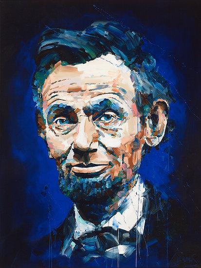 Blue Lincoln Original