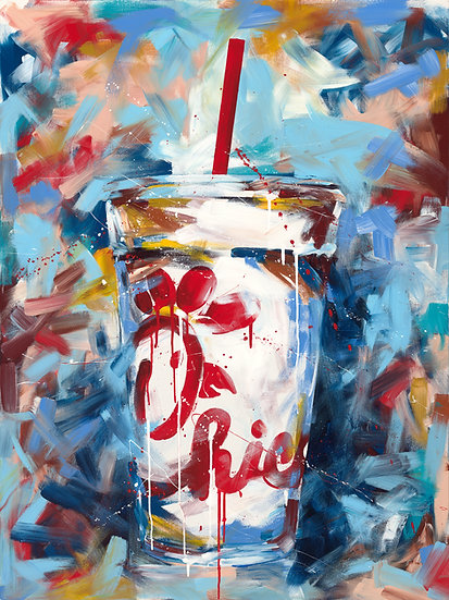 Chick-fil-A Cup #2 Print