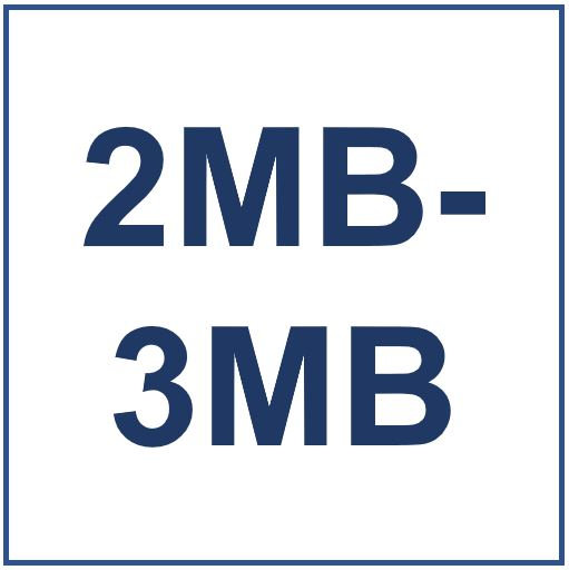 2MB-3MB Data Plan Benchmarks