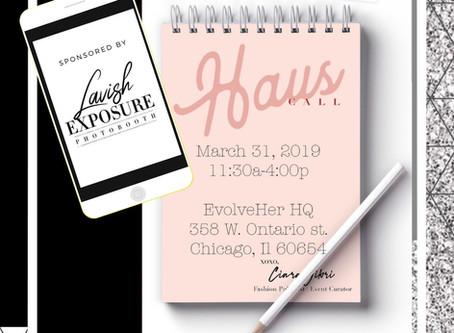 Haus Call Tour (Chicago) 03.31.2019