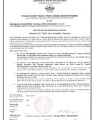 Approval Certificate of AZERBAIJAN - No.