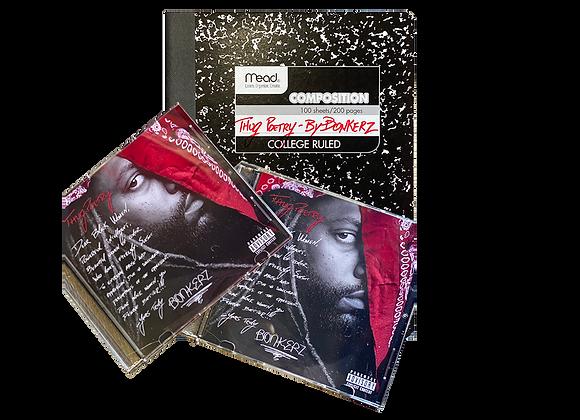 POETRY BOOK W/ HARD COPY CD