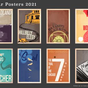 Oscar Poster Designs 2021