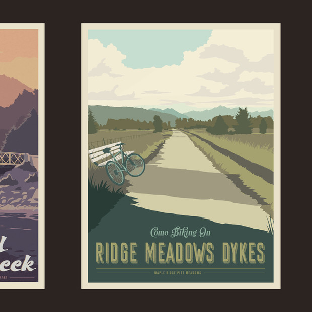 Local Travel Posters