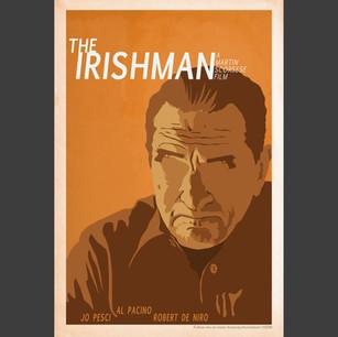 """The Irishman"" 2019 Oscar poster design"