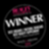 2019 B&W Awards Badge Dr Ora Supplement.