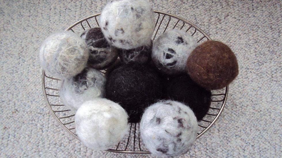 Dryer Balls, set of 3