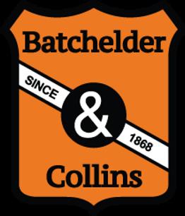 Batchel;der and Collins Logo.png