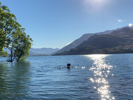Blog Post - Cold Water Swimming & The Direct Experience