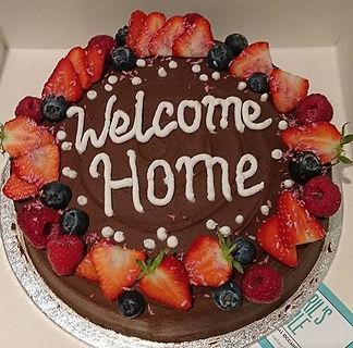 Another chocolate ganache cake 🍫 Vegan,