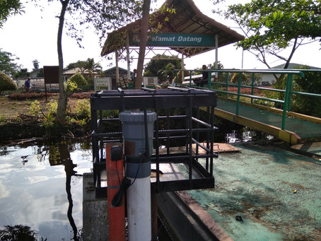 Automatic Water Level Permudah Pelaporan Data Aktual Lapangan dari Manapun dan Kapanpun