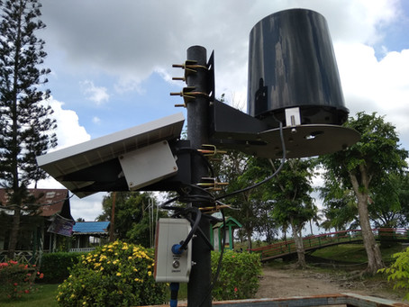 Monitoring Kebun Alpukat Milik Kelompok Tani di Yogyakarta