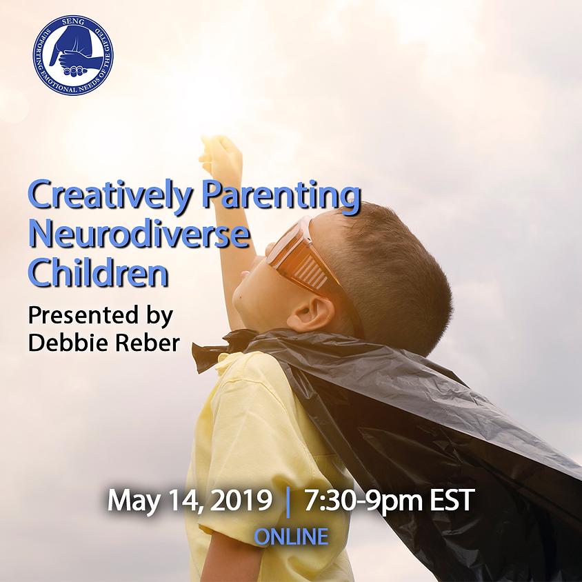 SENGinar: Creatively Parenting Neurodiverse Children