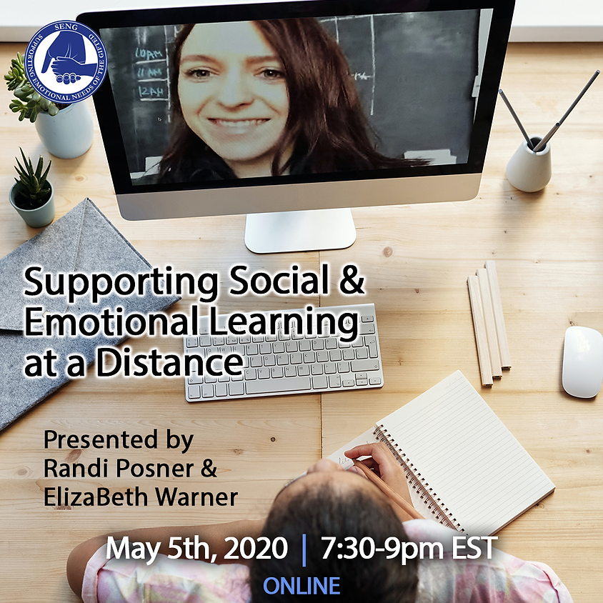 SENGinar: Supporting Social & Emotional Learning at a Distance
