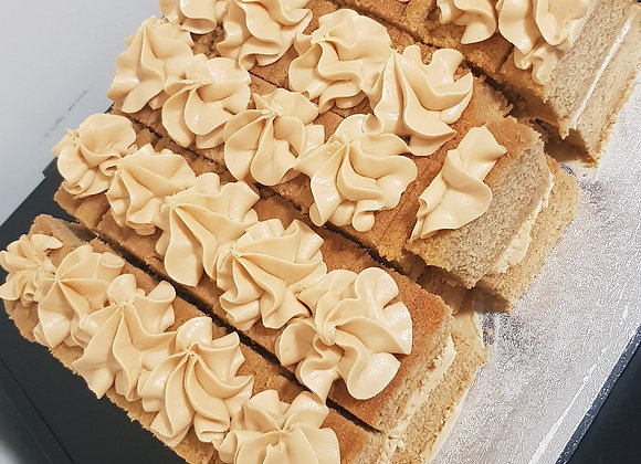 cake slices tray/platter