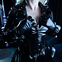 Lack, PVC, Latex, Fetish, Fetisch, Domina, SM