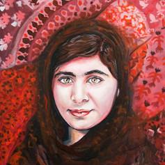 Malala Yousafzai, activist.
