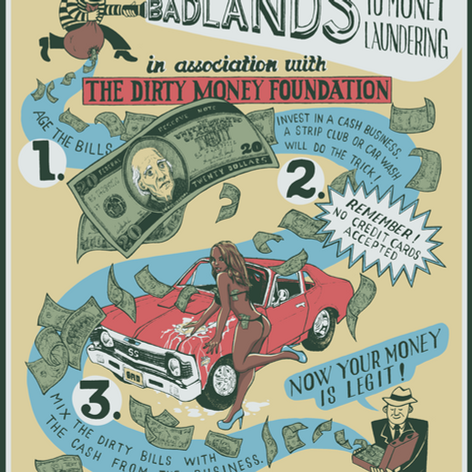 Badlands Guide to Money Laundering