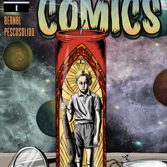 Bruja - Mini Issue #1 - Cover