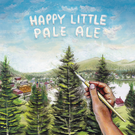 Happy Little Pale Ale