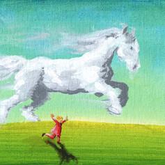 Clouds, Children's Book.