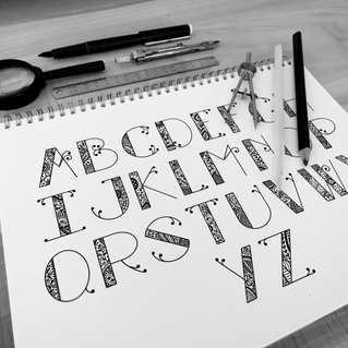 FRIEDEL TYPOGRAPHY