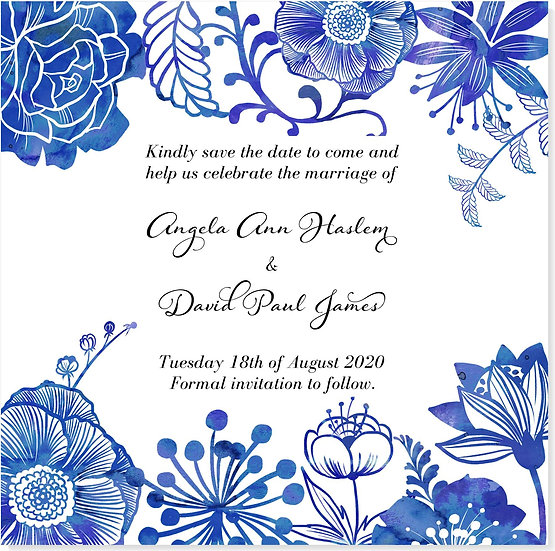 Delft Save-the-Date