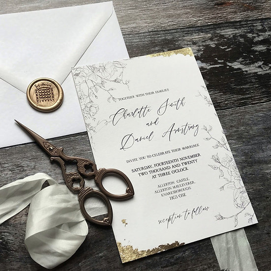 Grace Invitation Suite