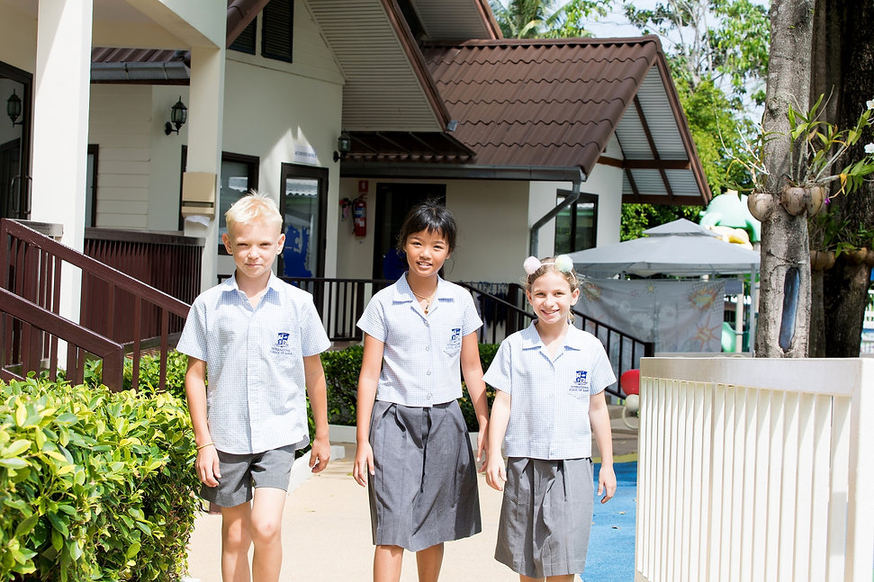 ISS Koh Samui Primary School