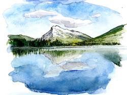"""Mount Rundle"""