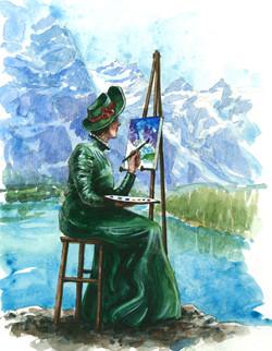 """""""Landscape Painter"""""""
