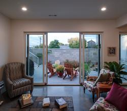 Courtyard View - 1