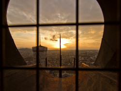 Florence Sunset from the Duomo