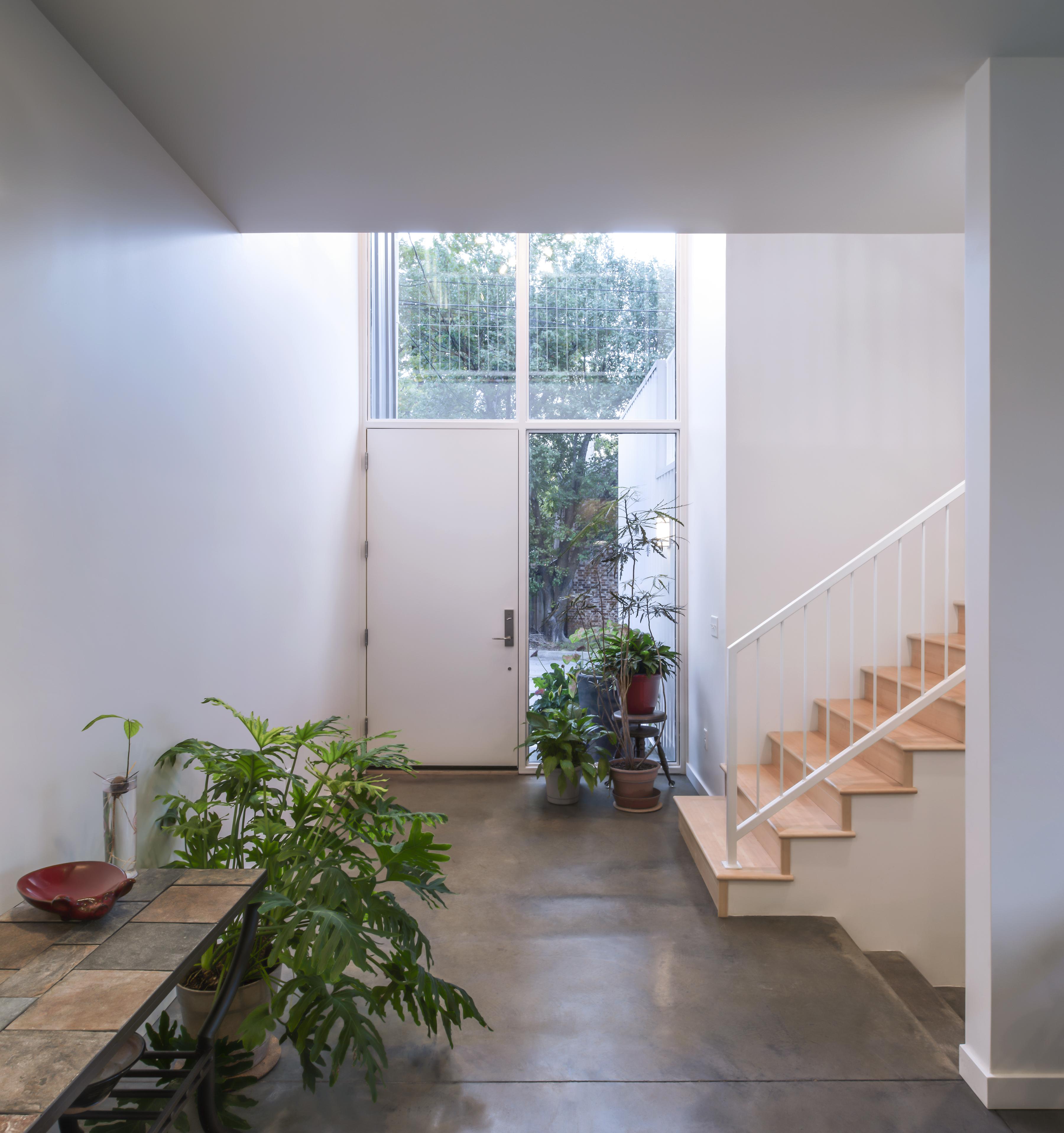 Inside Entry - 1