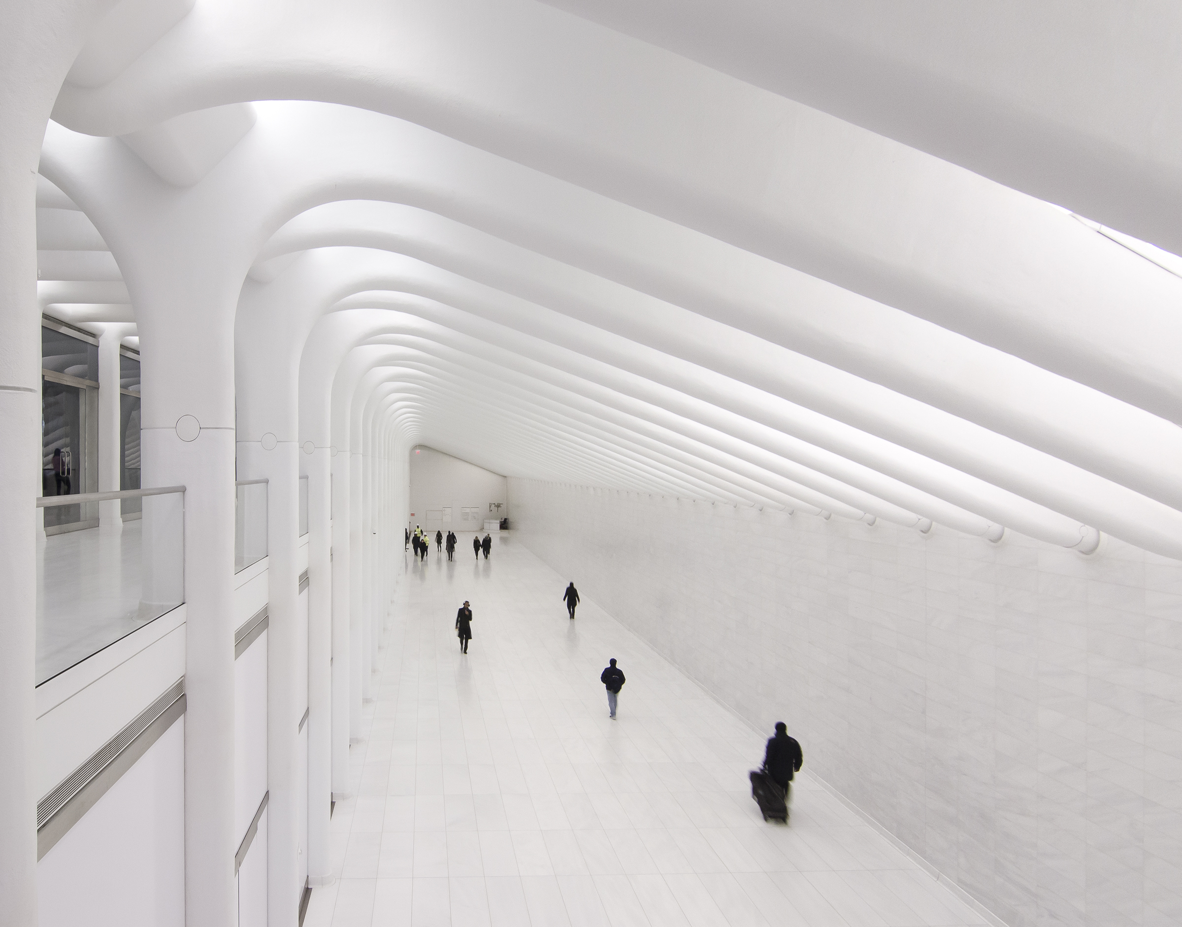 Calatrava's Hub