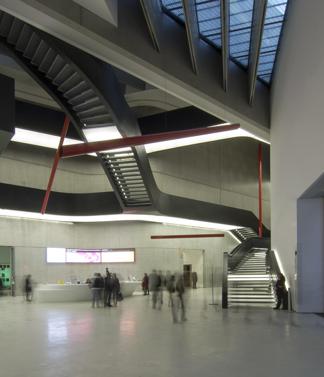Maxxi Museum - Rome, Italy