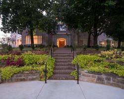 Pi Beta Phi House - Entry