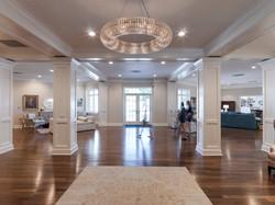 Pi Beta Phi House - Foyer