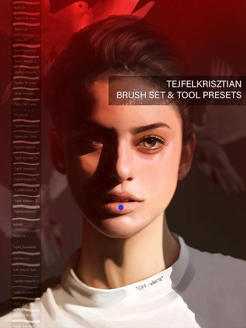 KrisztianTejfel Brush & Tool presets 2018